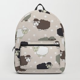 Counting sheep Backpack