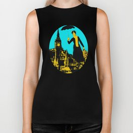 Mary in the City  Biker Tank
