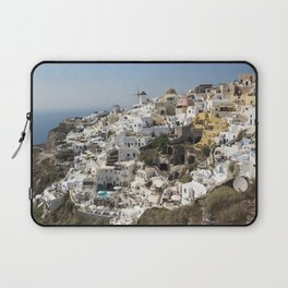 Village of Oia, Santorini Laptop Sleeve