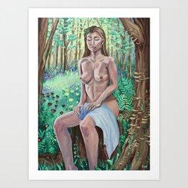 Midsummer's Daydream Art Print