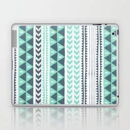 Winter Stripe Laptop & iPad Skin