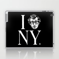 I (Woody) NY Laptop & iPad Skin