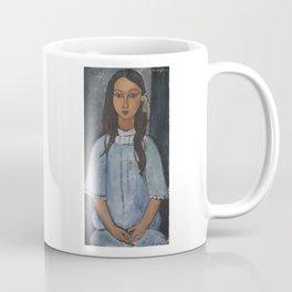Alice by Amedeo Modigliani Coffee Mug