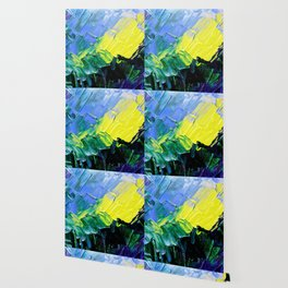 Emerald Sunrise Wallpaper