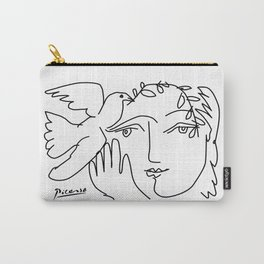 Picasso - Dove of peace Carry-All Pouch