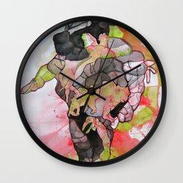 Dino-man Wall Clock