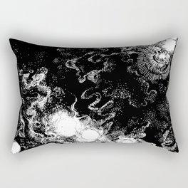 Boiler Moon Rectangular Pillow
