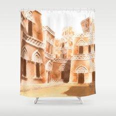Yemen Shower Curtain