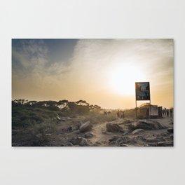 Kenya Sky Canvas Print