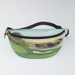 Pebble Beach Golf Course 5th Hole Fanny Pack