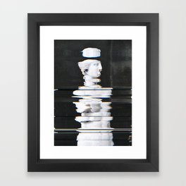 Digitex Triacotine 16 Framed Art Print