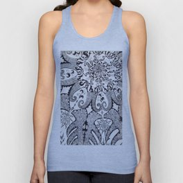 ' No System In Chaoz ' By: Matthew Crispell Unisex Tank Top