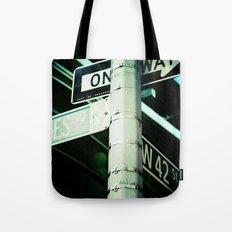 42nd Tote Bag