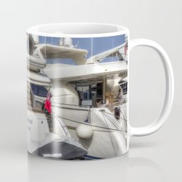 Sunseeker 78 Yacht Coffee Mug