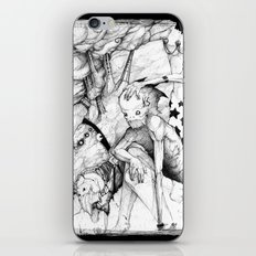 My Lovelies iPhone & iPod Skin