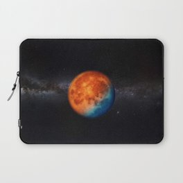 Super blue blood moon Laptop Sleeve