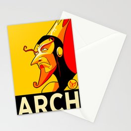 Arch-Monarch Stationery Cards