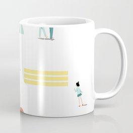 Fridays at the Art Gallery Coffee Mug