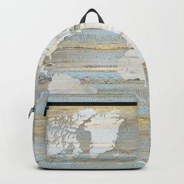 Design 118 World Map Backpack