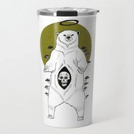 Bear In Mind Travel Mug