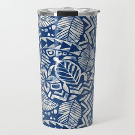 Hawaiian tribal pattern Travel Mug