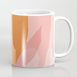 Abstraction_Floral_Blossom Coffee Mug