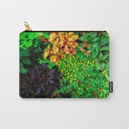 Colorful Garden (Alexandria, VA) Carry-All Pouch