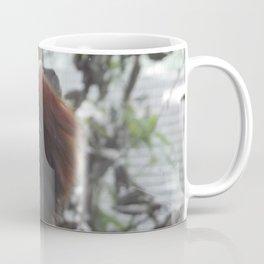 Lion-Headed Tamarin Coffee Mug