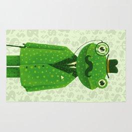 Mr. Frog Rug