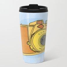 So Analog Metal Travel Mug