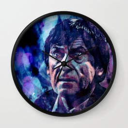 The Second Doctor Wall Clock