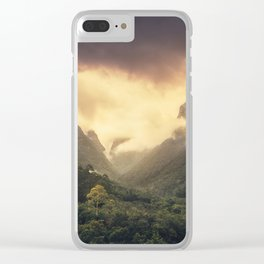 Malacara Clear iPhone Case