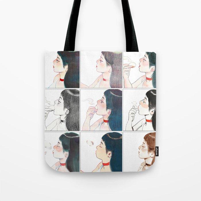 Buns Tote Bag