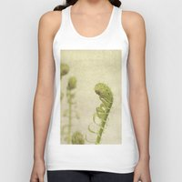 fern Tank Tops featuring Fern by Pure Nature Photos