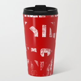 Superman symbol Travel Mug