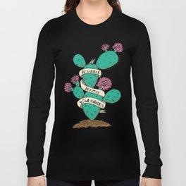 Ni Santas Ni Putas Solo Mujeres Long Sleeve T-shirt