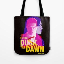 From Dusk Till Dawn II - Richie & Santanico Tote Bag