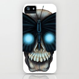 Hypolimnas bolina iPhone Case