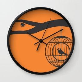 tweet at day Wall Clock