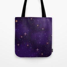 Halloween Galaxy Tote Bag