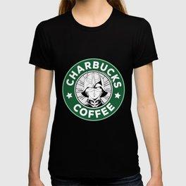 Charbucks Coffee V3 T-shirt