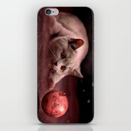 Mouse on Mars iPhone Skin