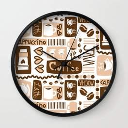 Java Java Java! Wall Clock