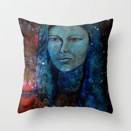 Goddess Divine Throw Pillow
