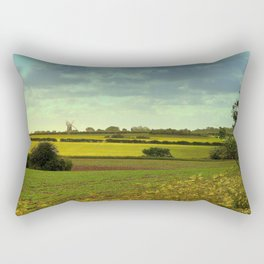 Norfolk Countryside (UK) Rectangular Pillow