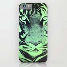 Be A Tiger (Green) Slim Case iPhone 6s