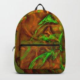 Mystical spring ... Backpack