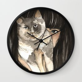 Patislene Wall Clock