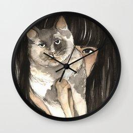 Patislene Wall Clock