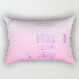 Connection Rectangular Pillow